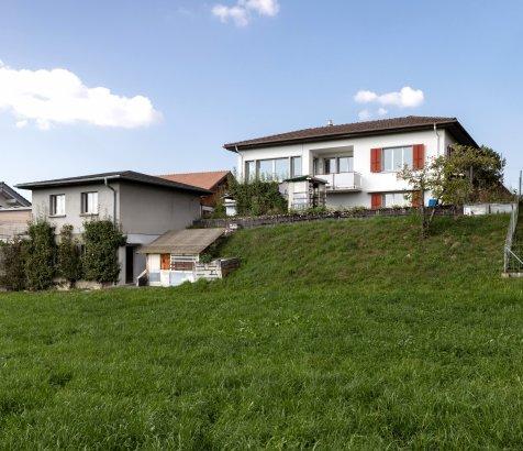 Einfamilienhaus mit viel Ruhe, Sonne und Grün