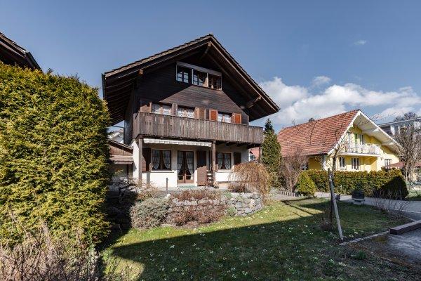 4½-Zimmer-Einfamilienhaus im Lerchenfeld