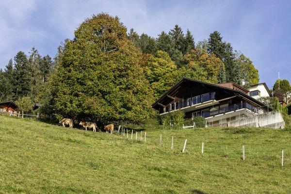 Mehrgenerationenhaus mit fantastischem Ausblick