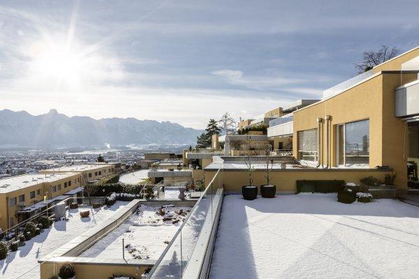 Sonniges 4½-Zimmer Terrassenhaus mit Weitsicht
